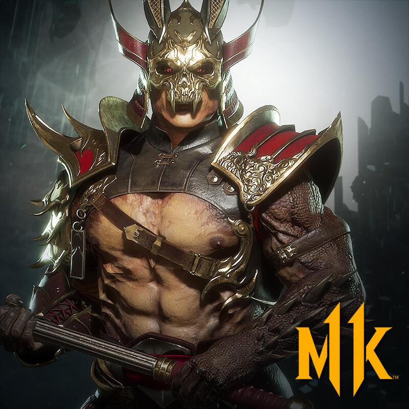 Shao Kahn Present (Mortal Kombat 11)