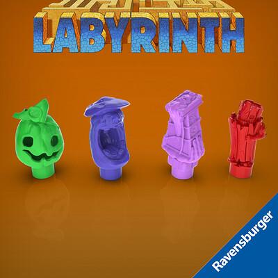 -FAIRYTALE- Ravensburger Labyrinth contest