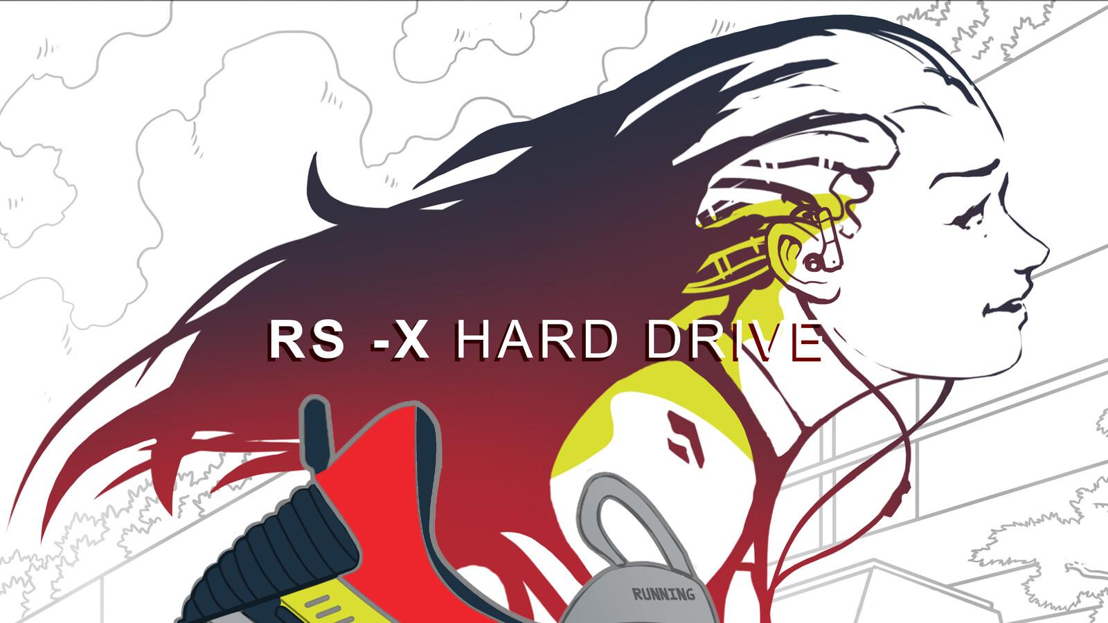RSX Hard drive