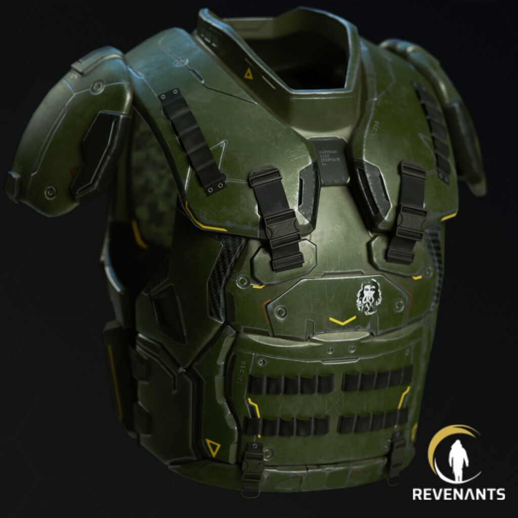 Ajax's Body Armor - Revenants