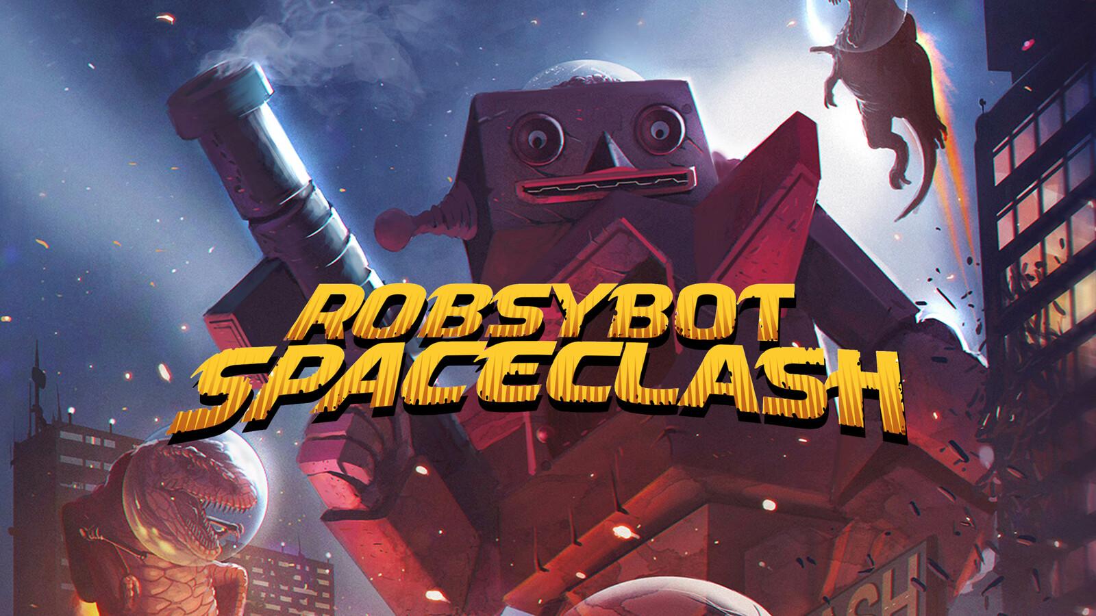 Robsybot Spaceclash