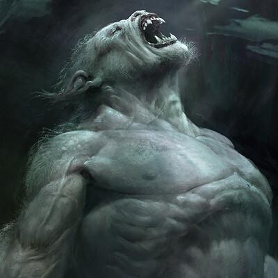 Antonio j manzanedo antonio j manzanedo werewolf transformation manzanedo final detail