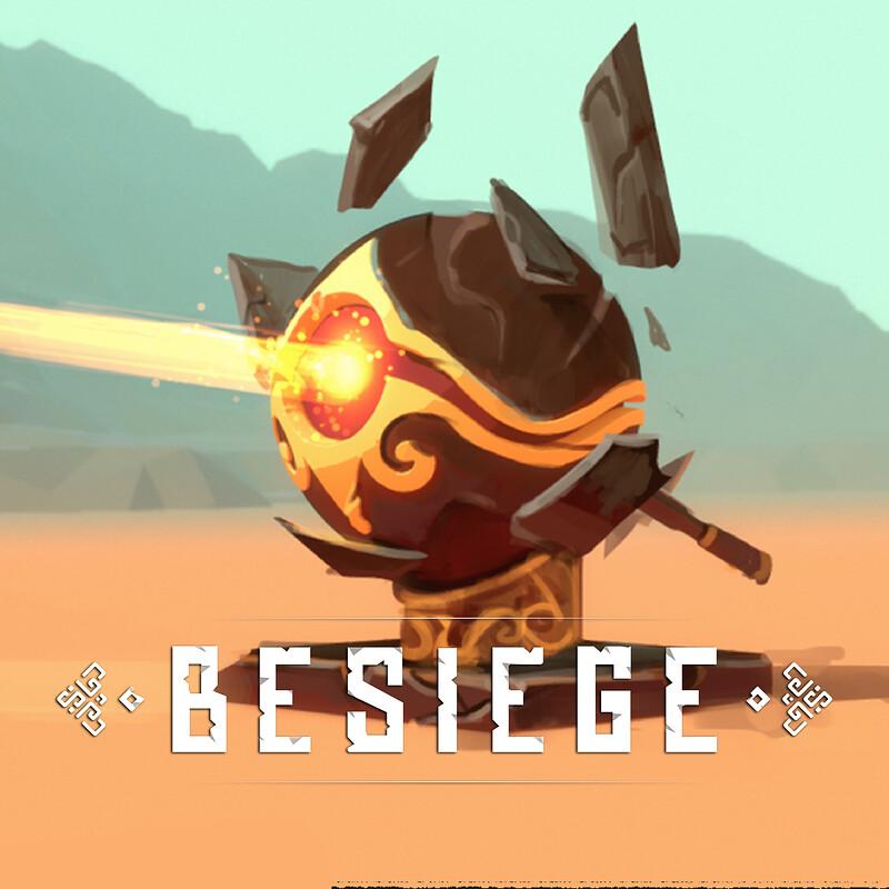 Besiege - ArtDump - Concept art