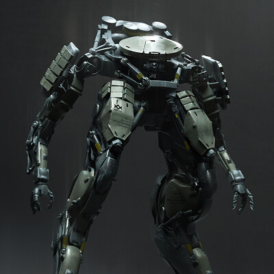 Nicolas gekko nicolas gekko nertha heavy robot 4
