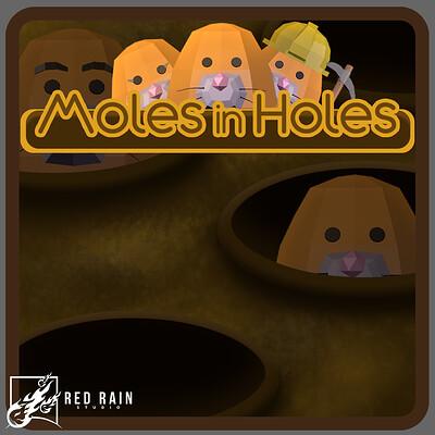Redrain game studio redrain game studio molesinholes