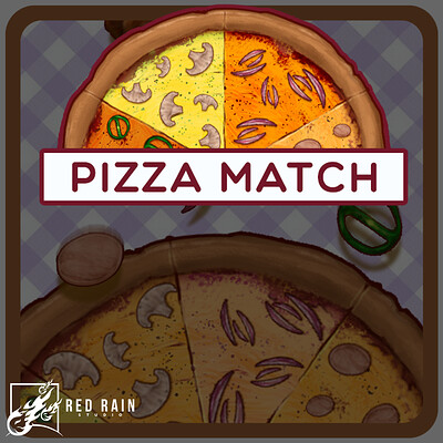 Redrain game studio redrain game studio pizzamatch