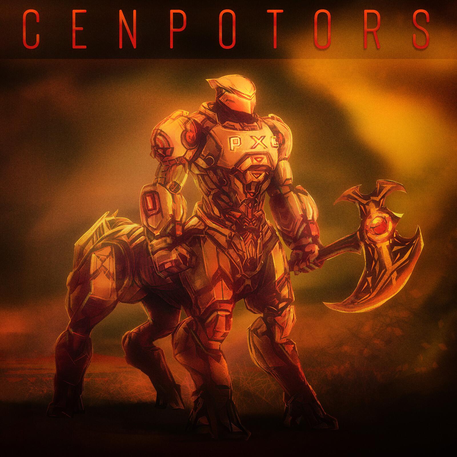 - Cenpotors -