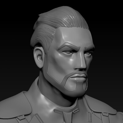 George k george k icon sculpt