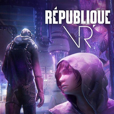 République VR - Oculus Quest - Trailer