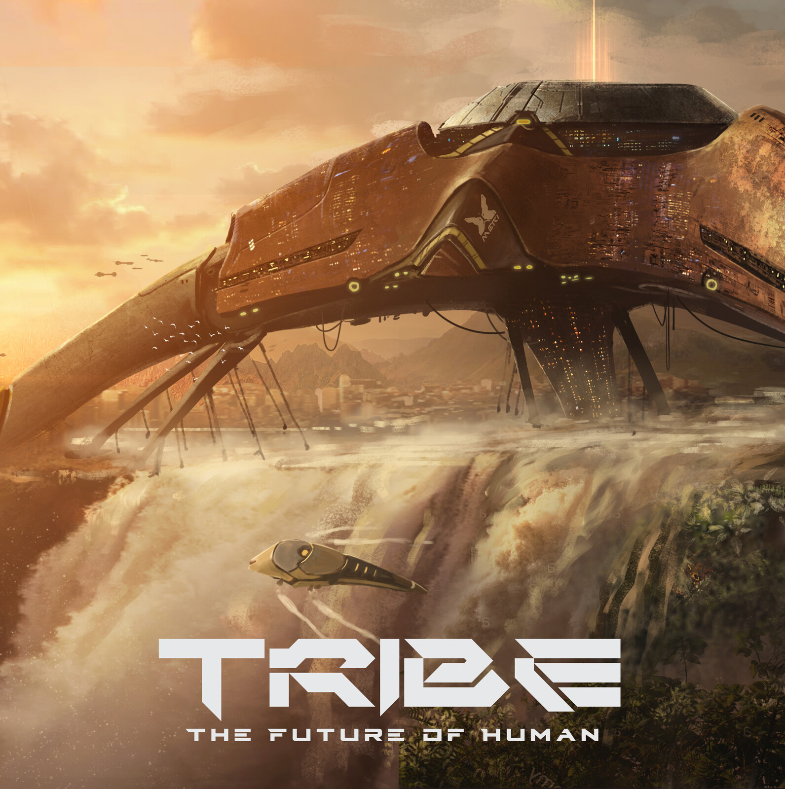 TRIBE: The future of human