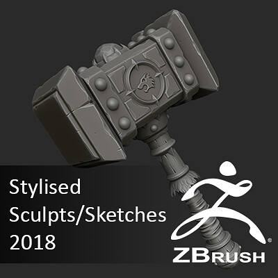 Antony o sullivan stylised sculpts 2018 thumb