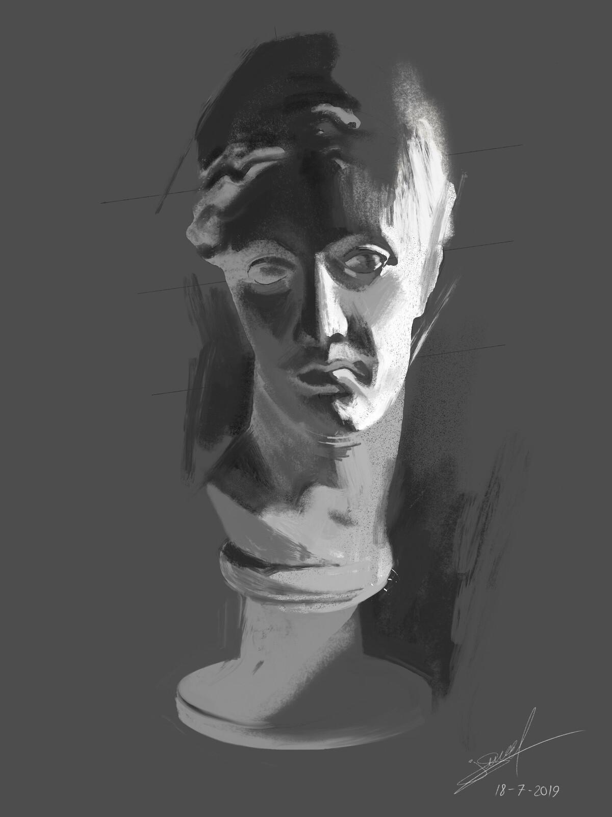 Studys in Ipad - (Arte Soho, Rivas Vaciamadrid)