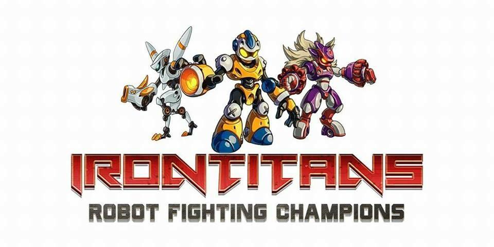 Iron Titans - Concept Designs