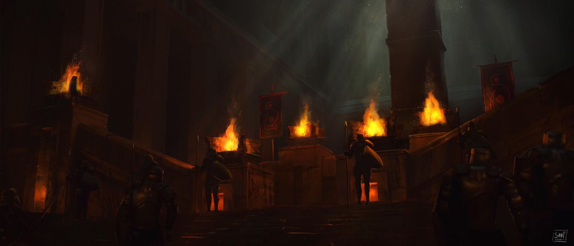 Steps of Lazarus
