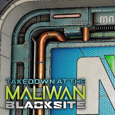 Maliwan Door
