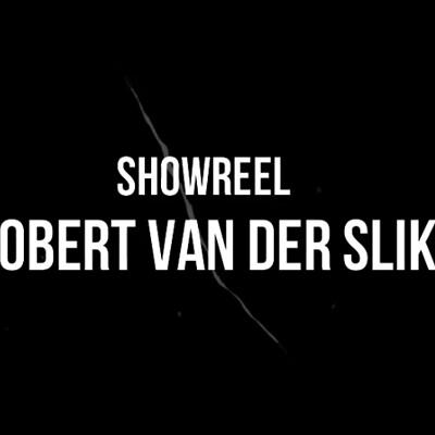 Robert van der slik robert van der slik showreelcoverimage