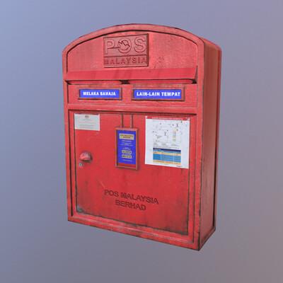 Emily cho emily cho mailboxtextured