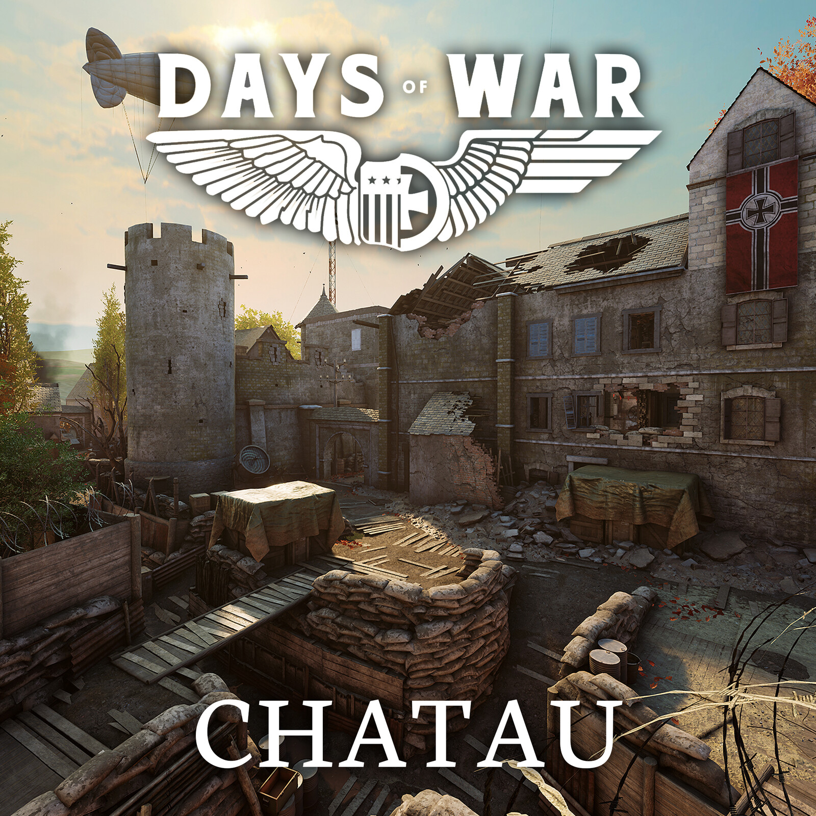 Days of War - Chatau