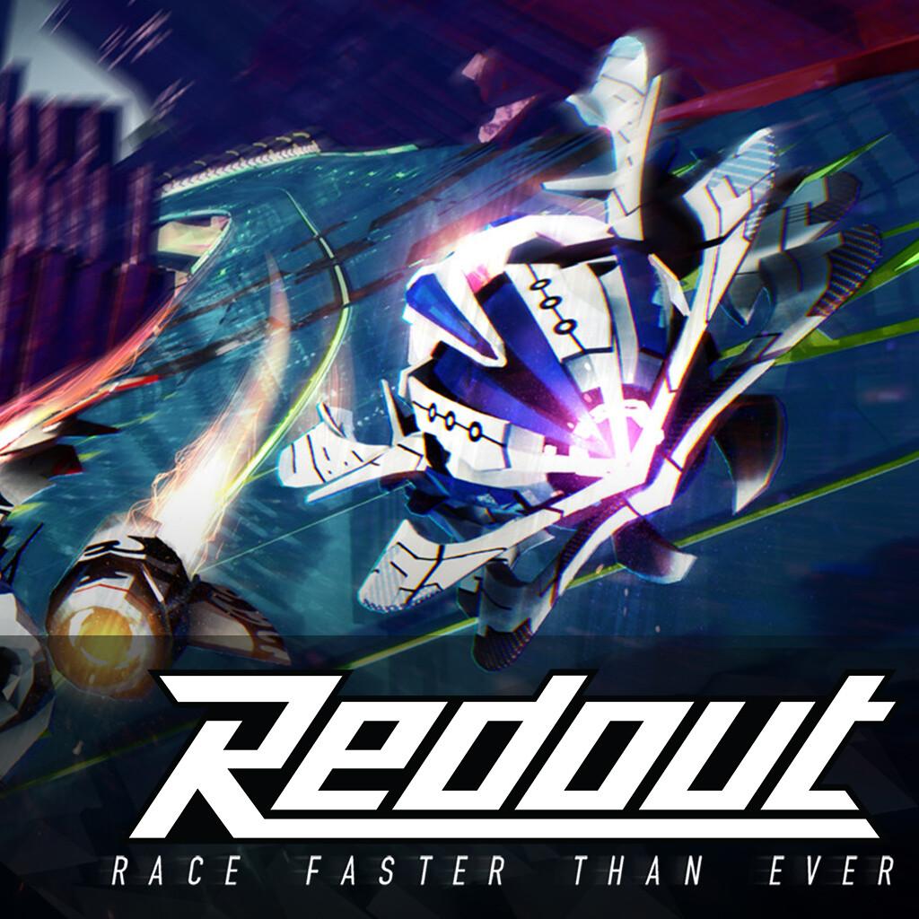 Redout - DLC's promo art
