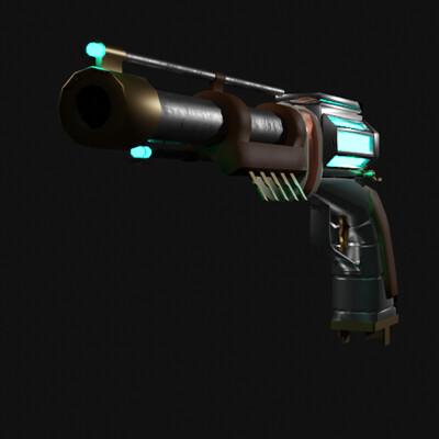 Gabriel victor gabriel victor pistol view03