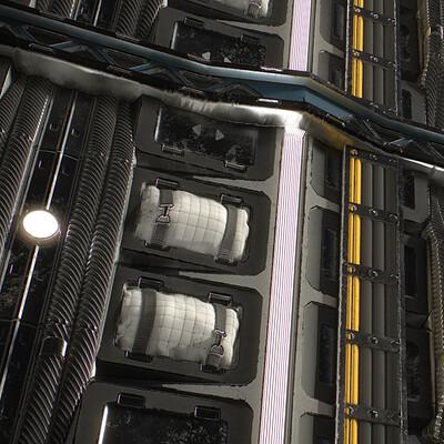 Scifi Ceiling