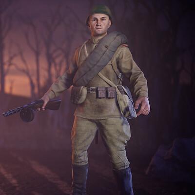 Aleksandr smirnov aleksandr smirnov sovietsoldier4