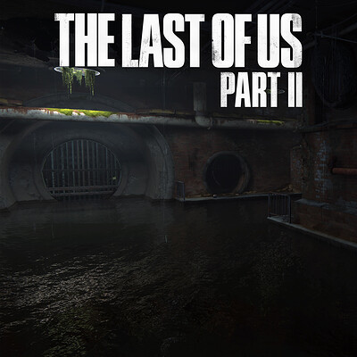 The Last of Us Part 2 - Sewers