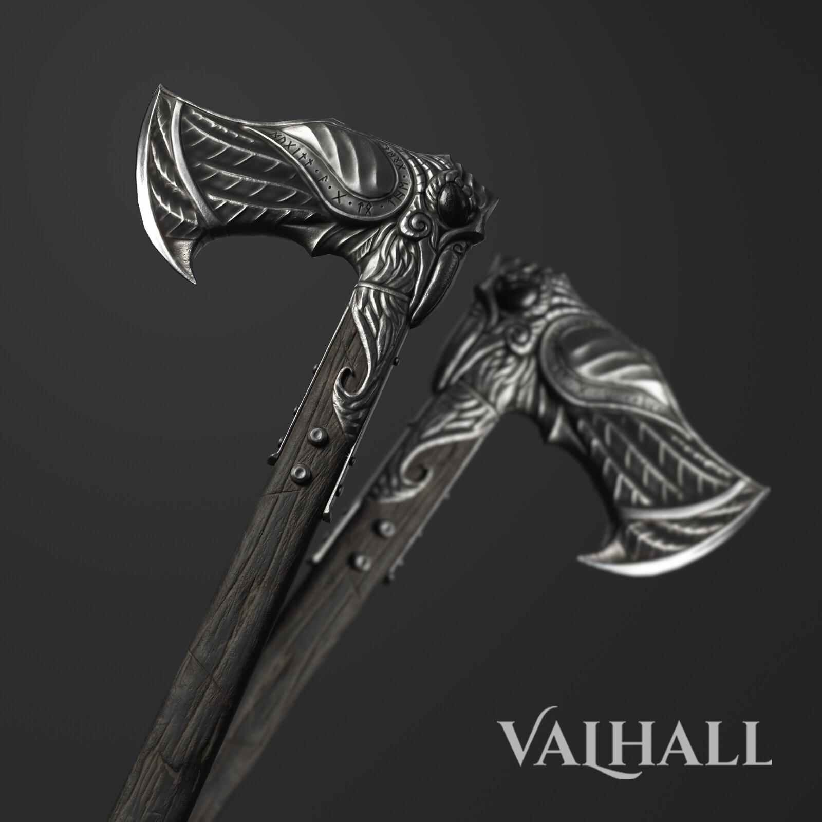 Odin's Axe