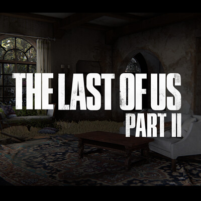 The Last of Us: Part 2 - Santa Barbara Mansion