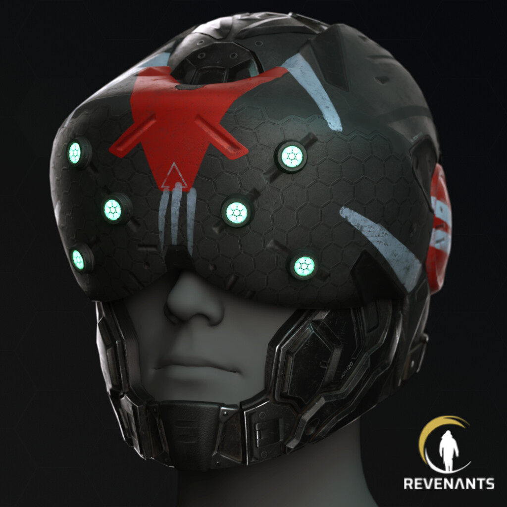 Bolt's Helmet - Revenants