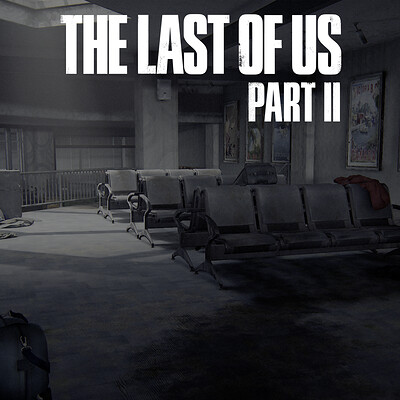 The Last of Us: Part 2 Seattle The Marina