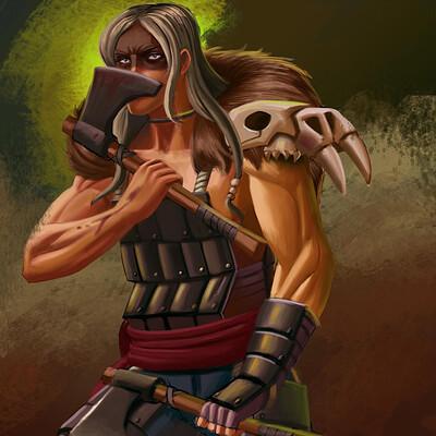 Emmanuel elias the dawn of the warrior by el vinas update piece