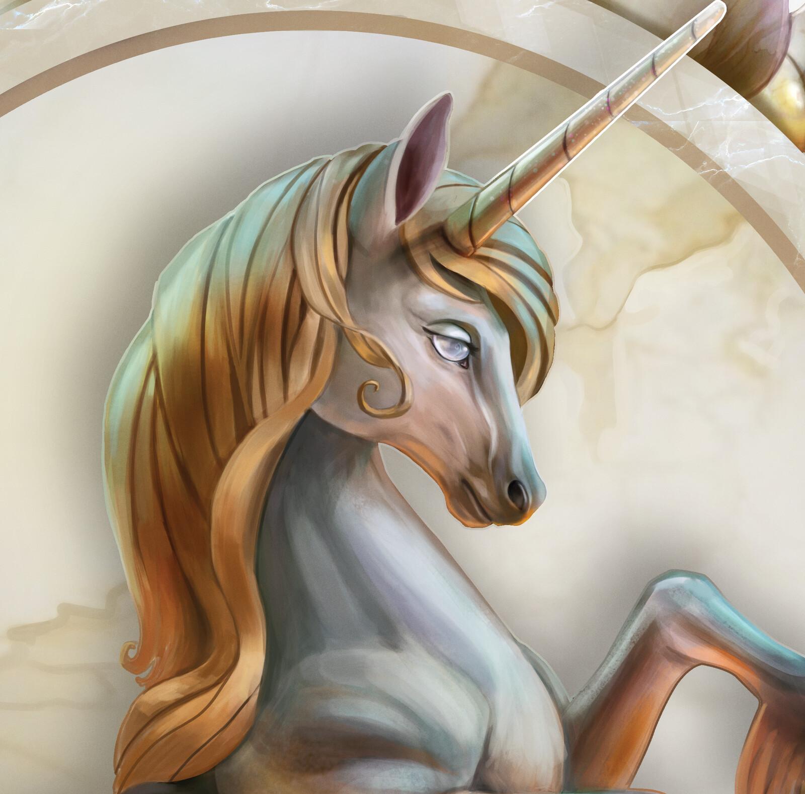 Lily's Unicorn