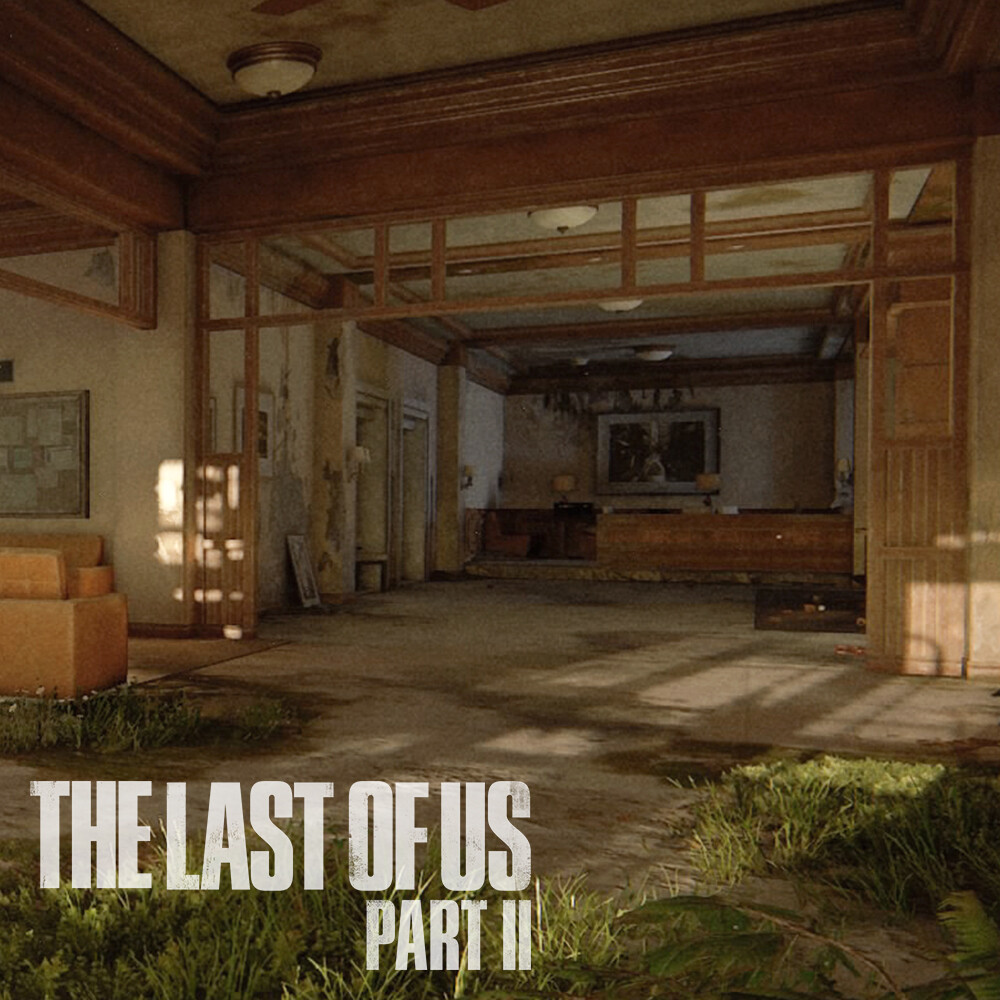 The Last of Us: Part 2 - Hostile Territory - Infected Hotel