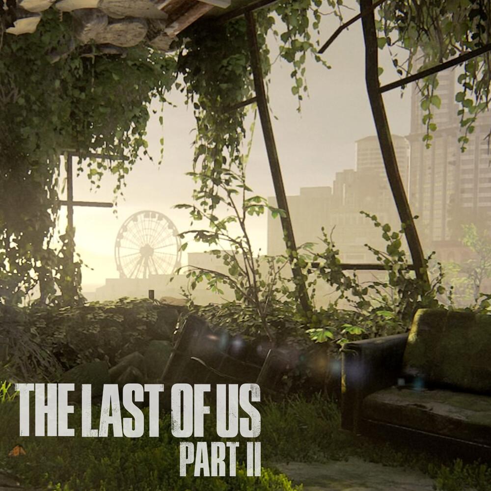 The Last of Us: Part 2 - Hostile Territory - Fresnel Office