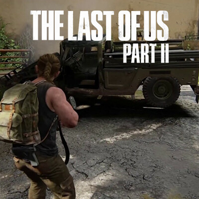 The Last of Us Part II: Car Ride; Mature Content
