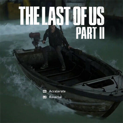 The Last of Us Part II: Flooded City Rapids