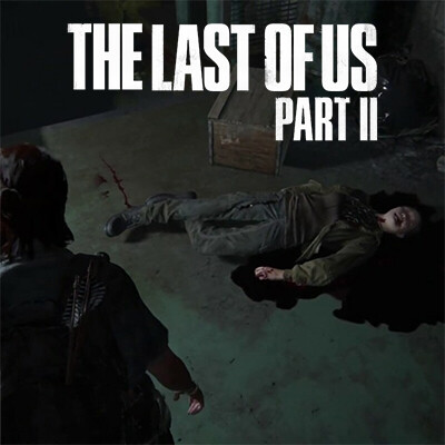 SPOILER WARNING: The Last of Us Part II: Whitney, aka, PSVita Girl Death; Mature Content