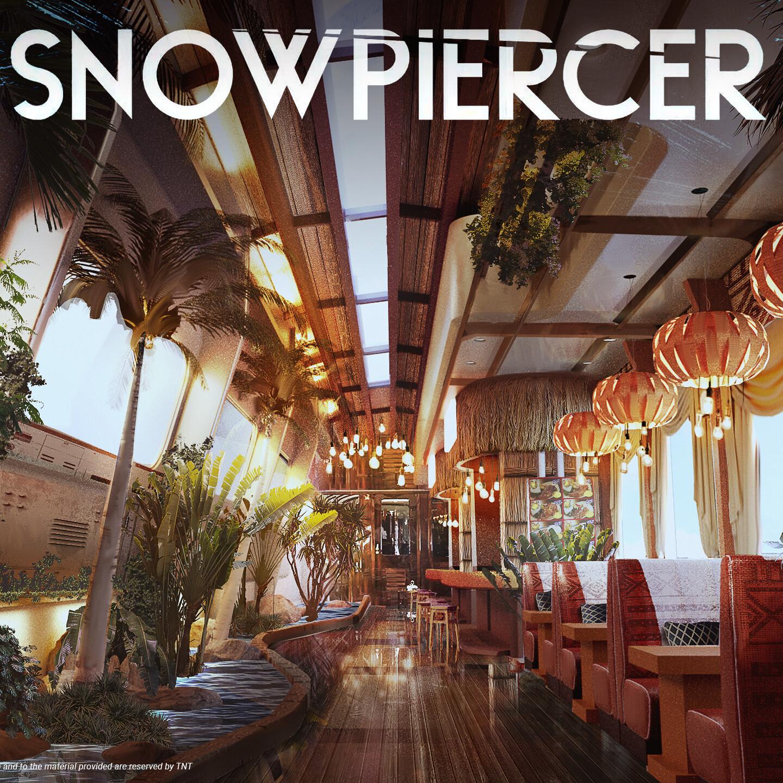 TNT SNOWPIERCER Car Design Challenge by Talenthouse