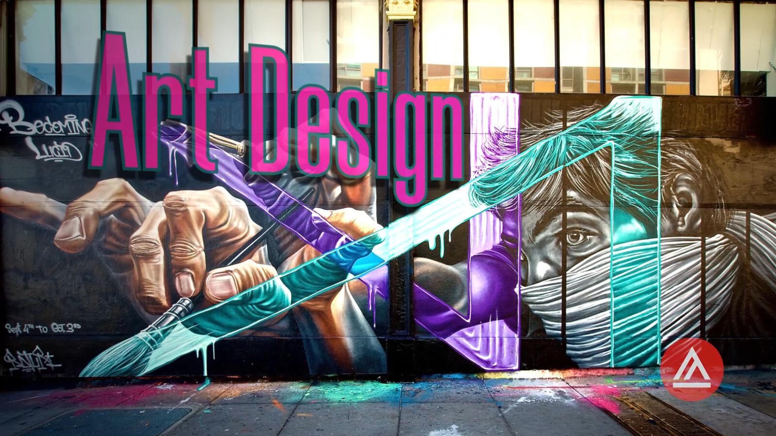 Art Design Category Spring Awards 2020