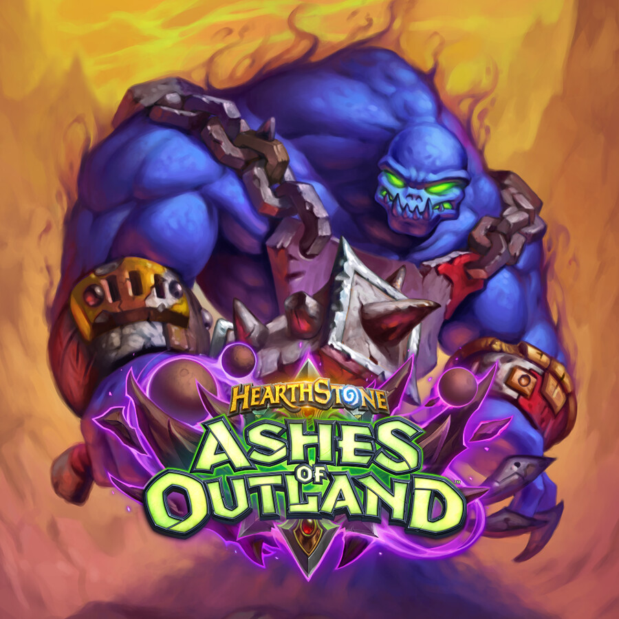 Hearthstone: Ashes of Outland - Rusted Voidwalker