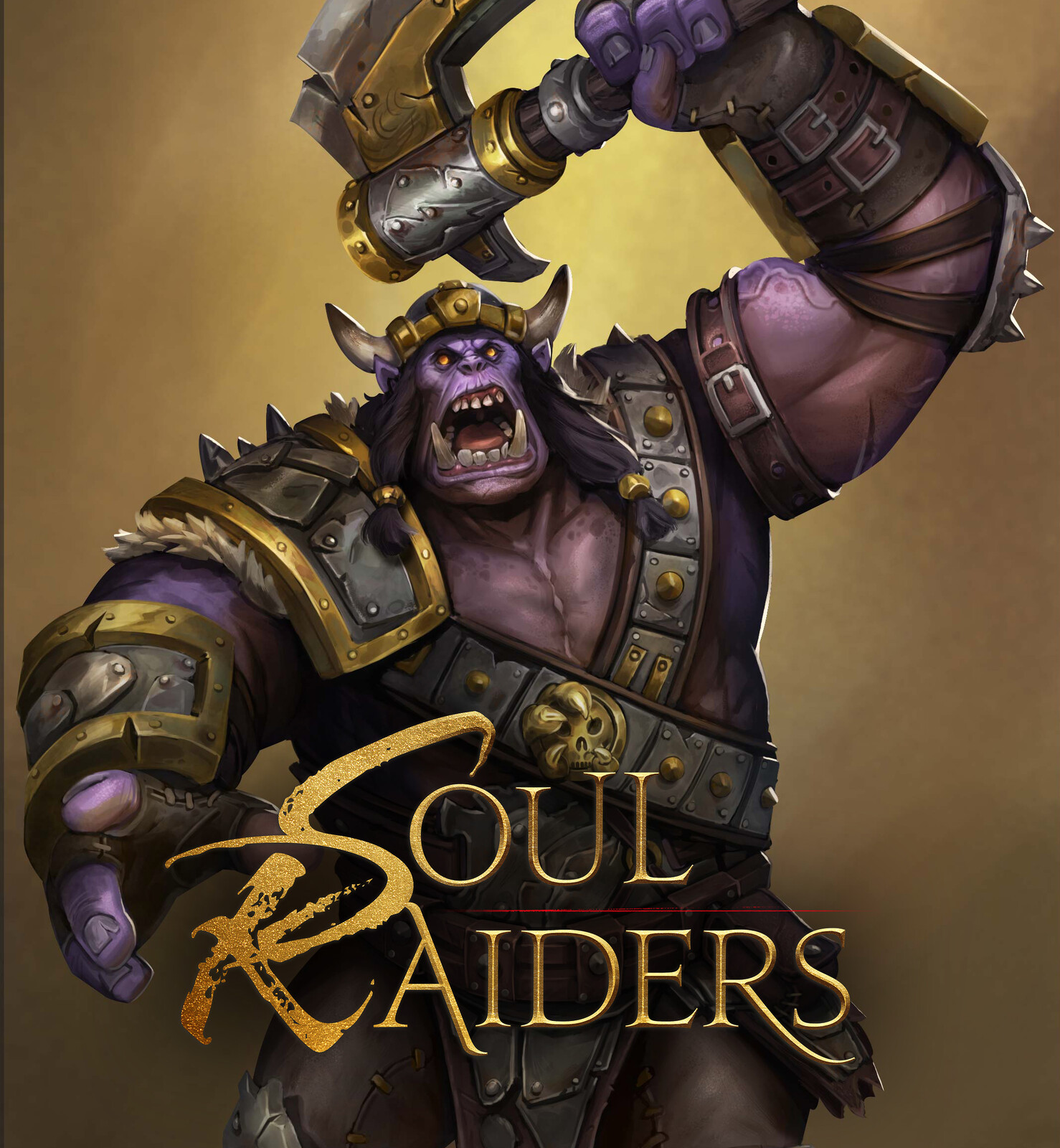 Soul Raiders : the Orc