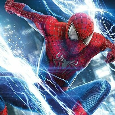 Colin james colin james the amazing spiderman 2 leap i20688