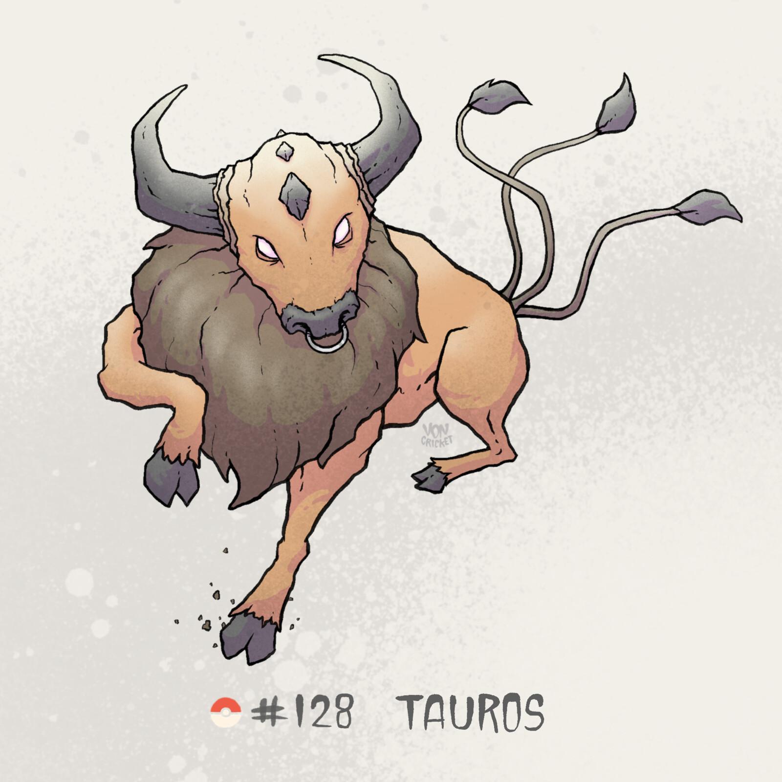 #128 Tauros