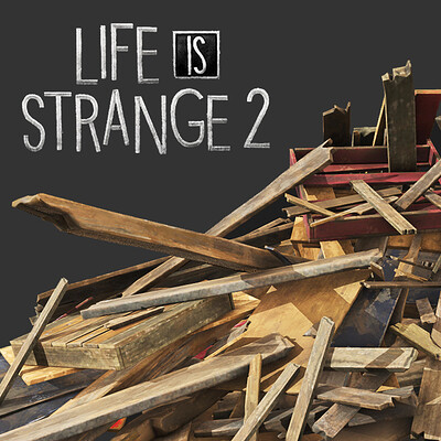 Life is Strange 2 - small props 3