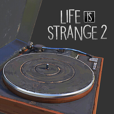 Life is Strange 2 - tech props 5