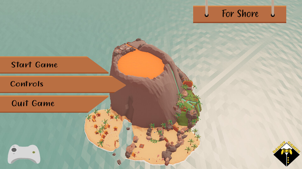 For Shore - Co-op game for Father and Child