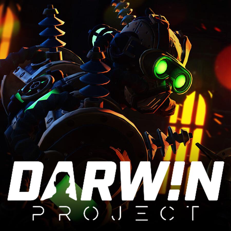 Darwin Project - Immortal Glanton and Inferno Automaton