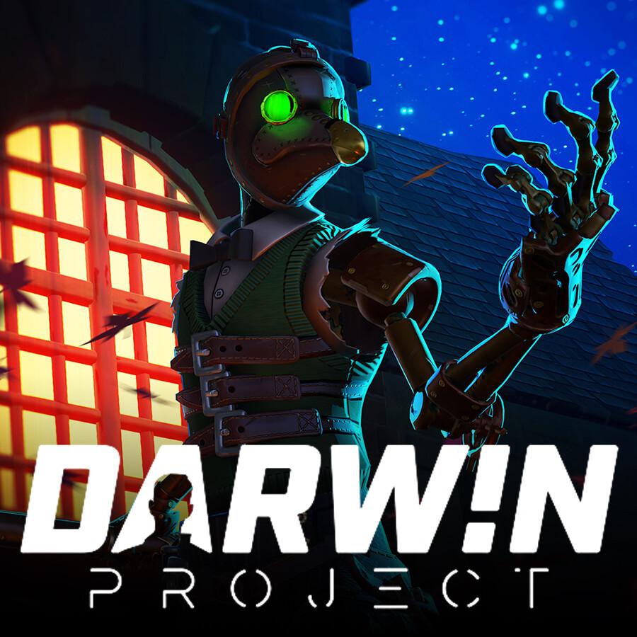 Darwin Project - Good Old Fashion Cyborg