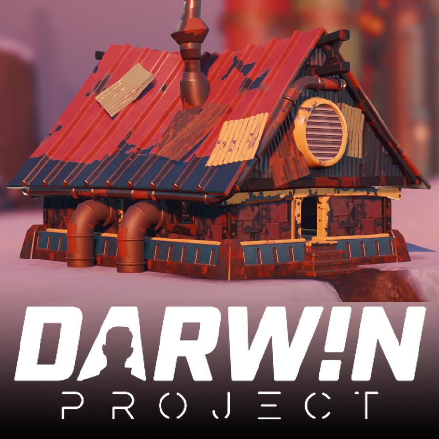 Darwin Project - Mount Borlo Assets